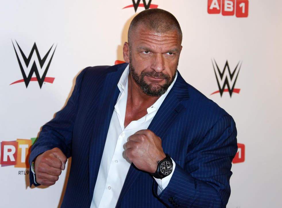 Triple H says he cannot wait to watch Mayweather vs McGregor