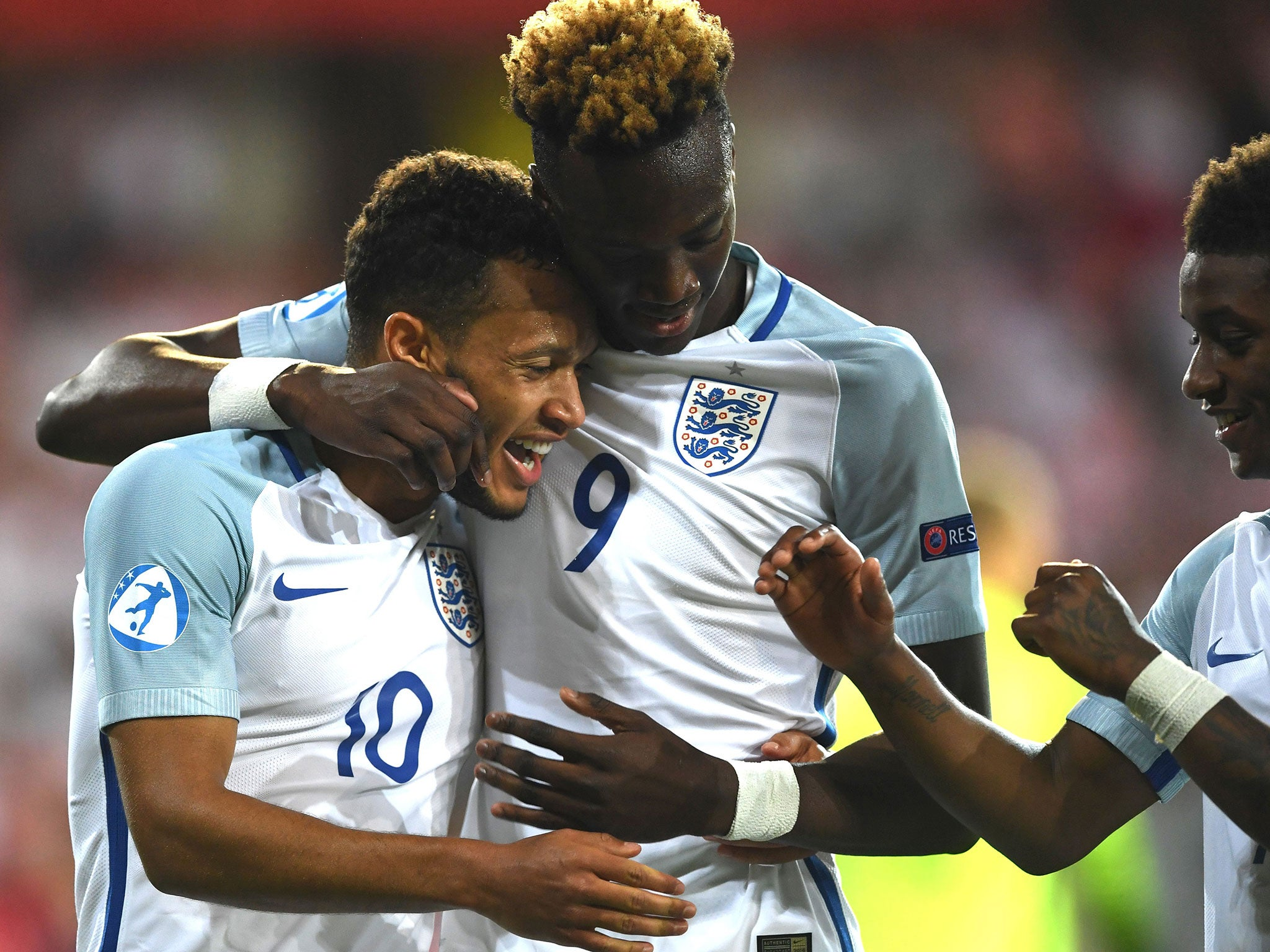 Three and easy for England U21s as Aidy Boothroyd's men reach Euro 2017 semi-finals after beating Poland