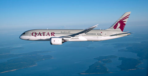 Qatar airways named best in the world the independent qatar airways named best in the world stopboris Choice Image
