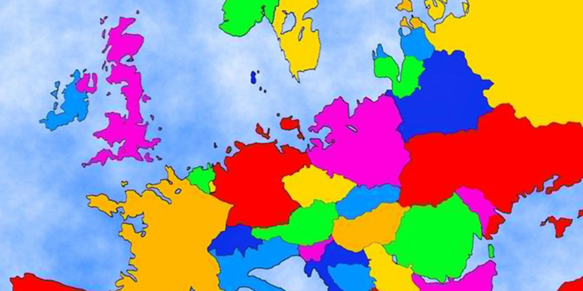 This Is What Europe Would Look Like If All The Ice In The World