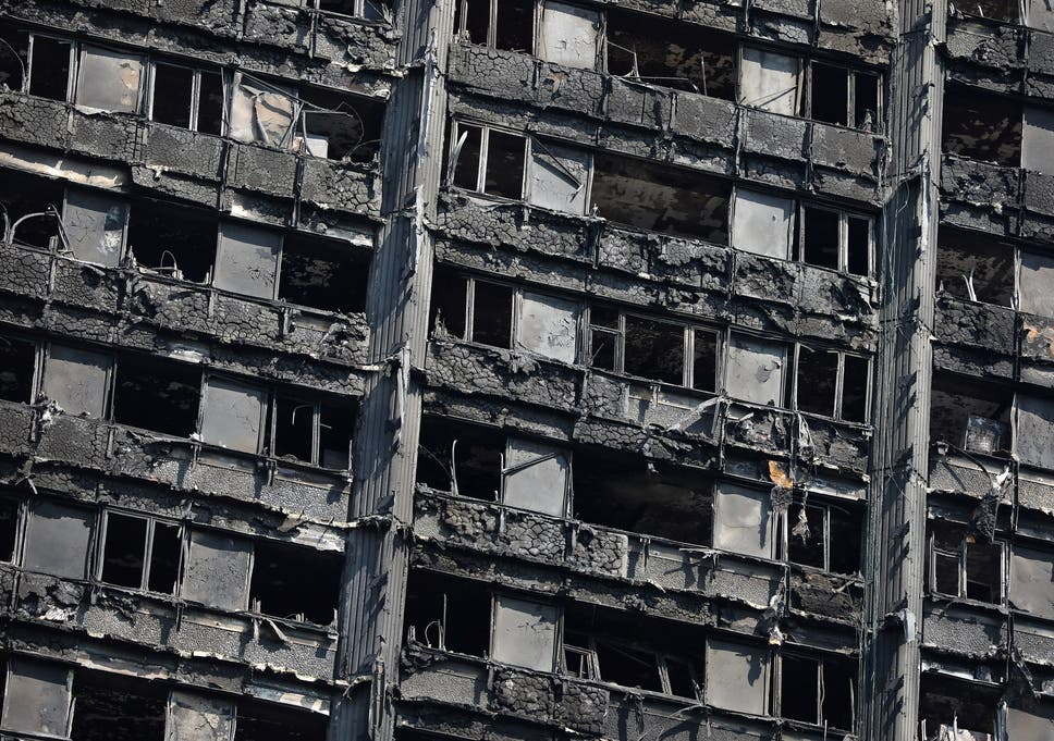 Grenfell Tower fire: Cladding supplier distances itself from