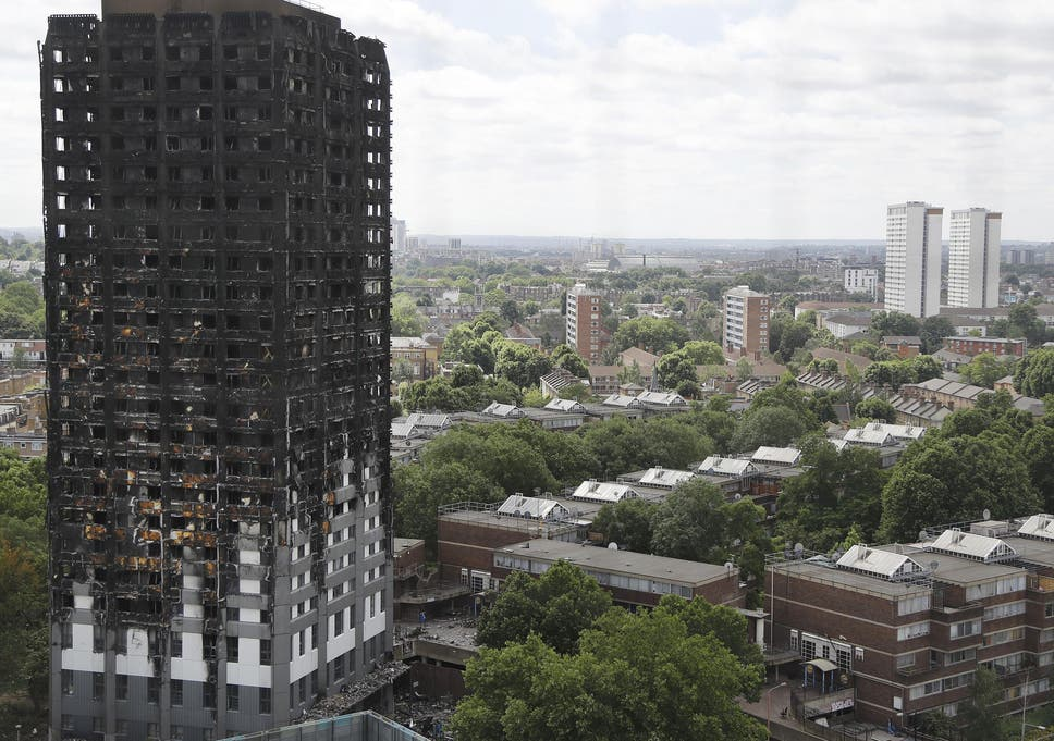 private landlords of tower blocks not being forced to carry out fire