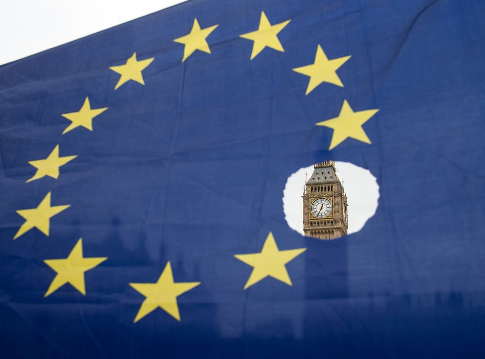 It comes two weeks after the UK began formal negotiations to leave the EU