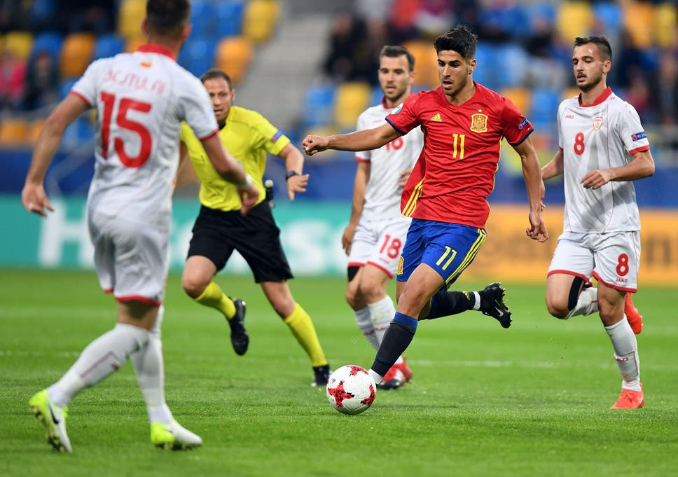 Spain S Talent Pool Shows Unfounded Depth As La Rojita Maintain