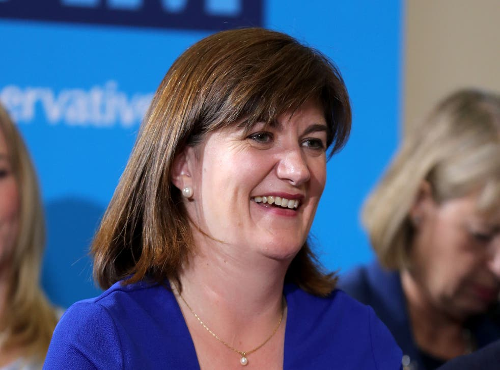 Nicky Morgan wants answers from the PM over the fate of the Serious Fraud Office