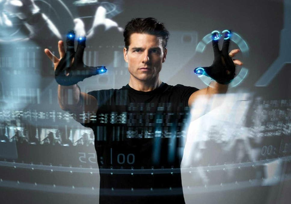 Image result for steven spielberg minority report