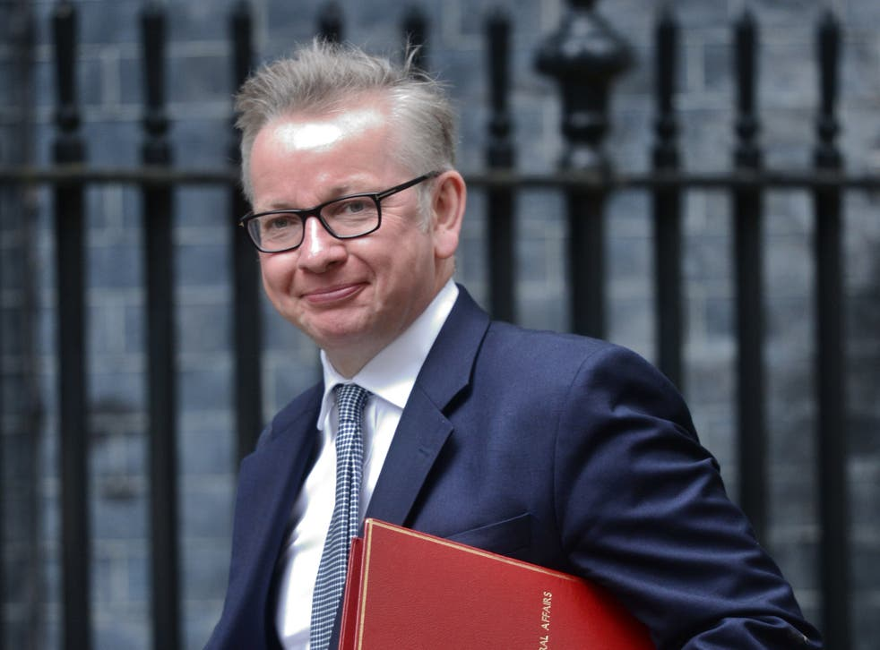 Michael Gove wants councils to introduce levies on diesel vehicles only as a last resort