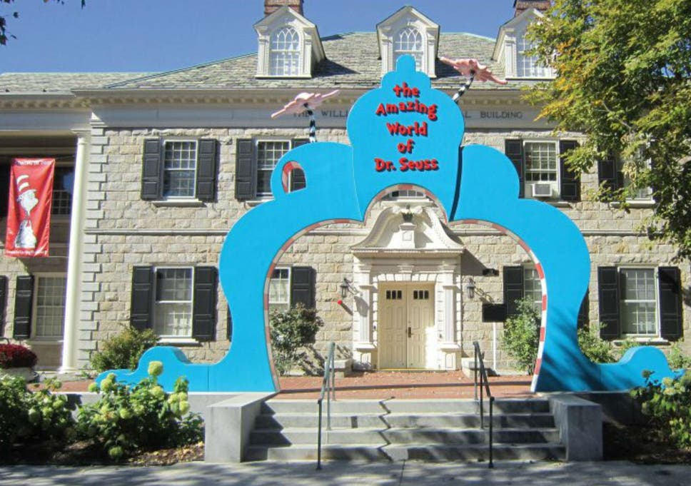 At the Dr. Seuss Museum: Oh, The Places They Don't Go! | The ...