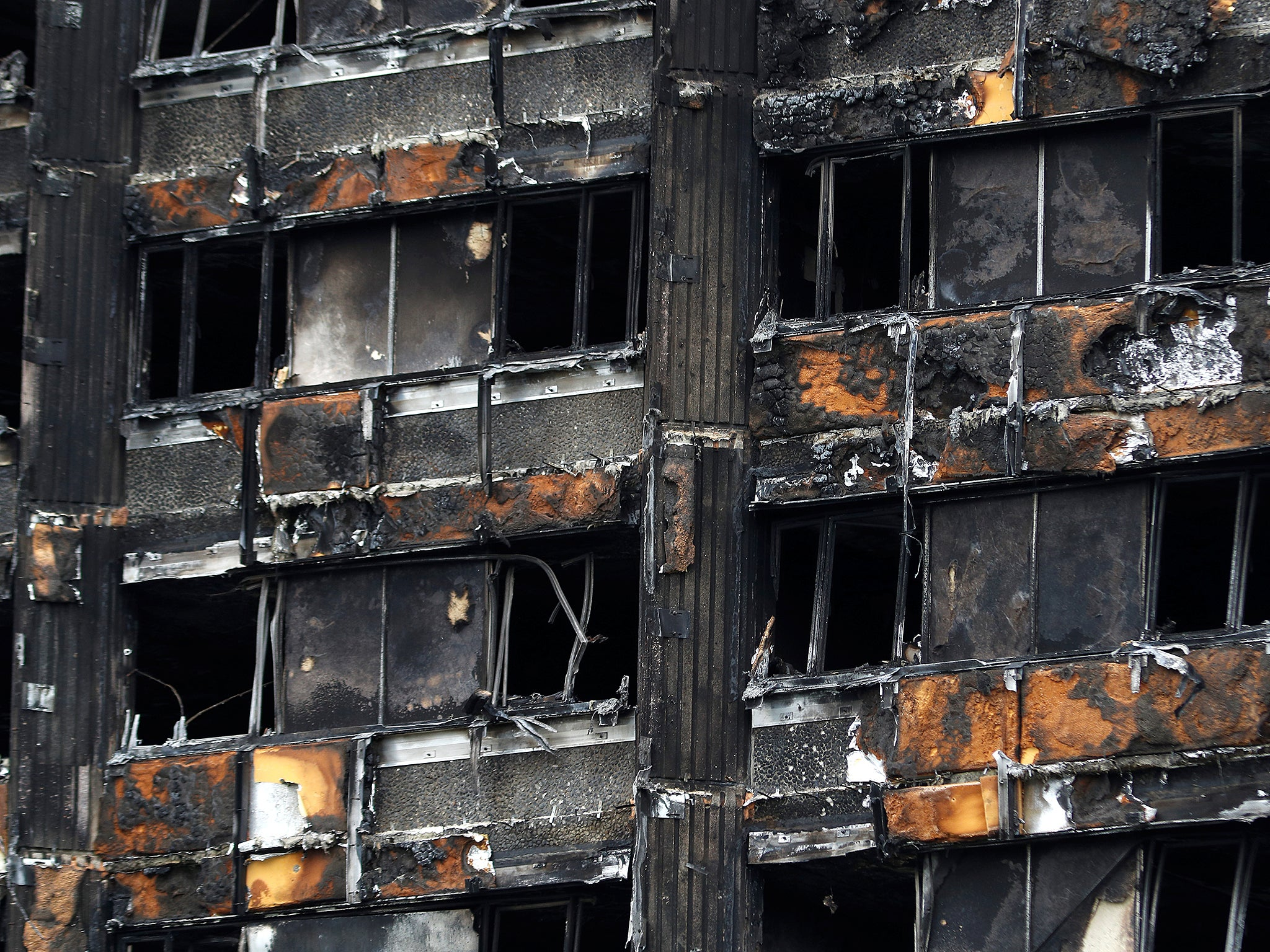 Grenfell Tower: Nine hospital trusts are 'category one' for fire risk and 38 hospitals are causing concern