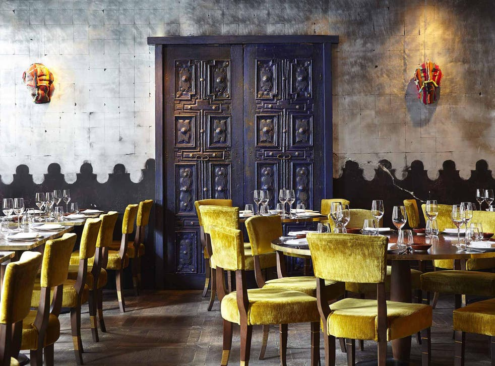 Kick back: brunch with a decadent feel at Coya Mayfair is worthy of the good few hours it takes