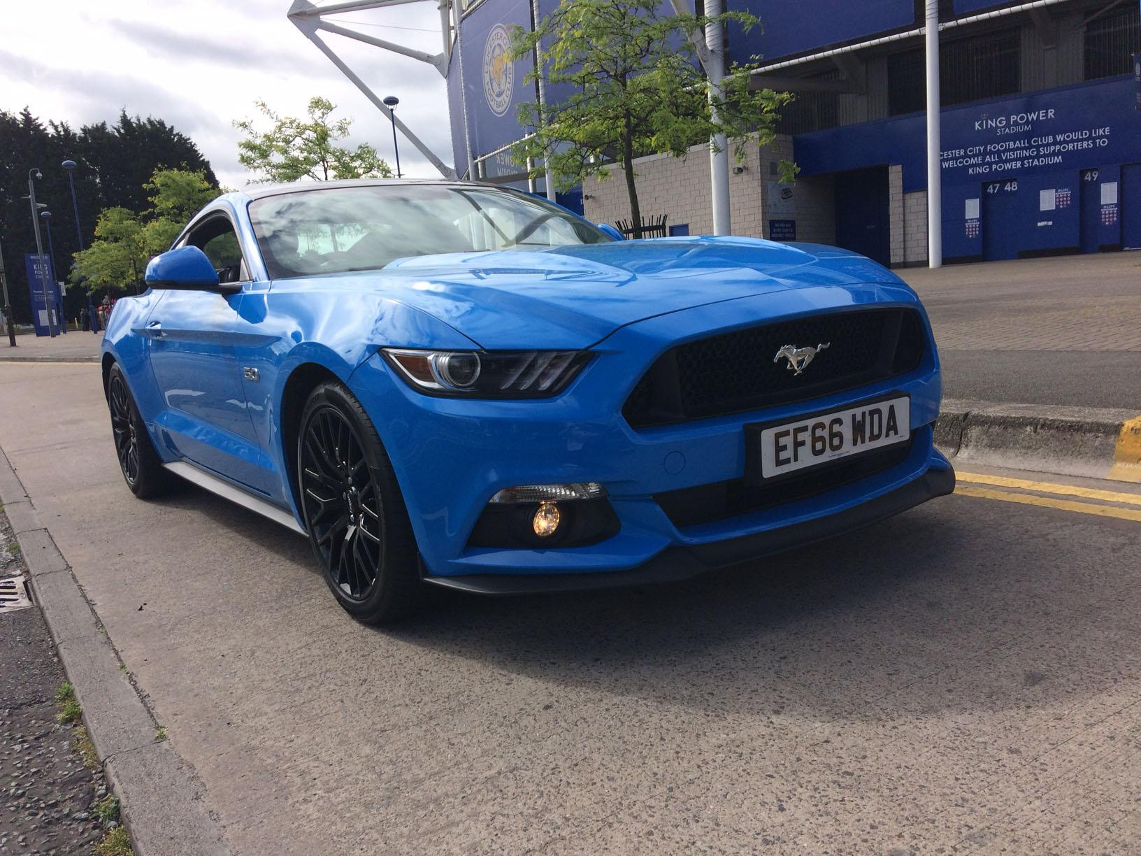 Ford Mustang GT: Car Review | The Independent