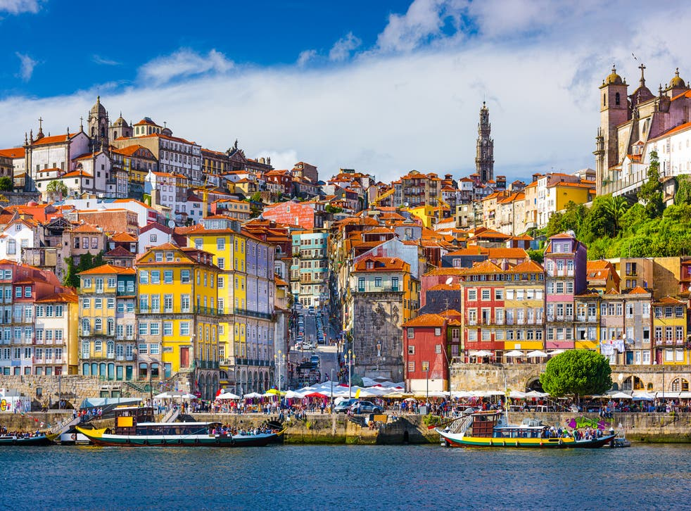 Porto is full of chilled-out charm, particularly in the old town