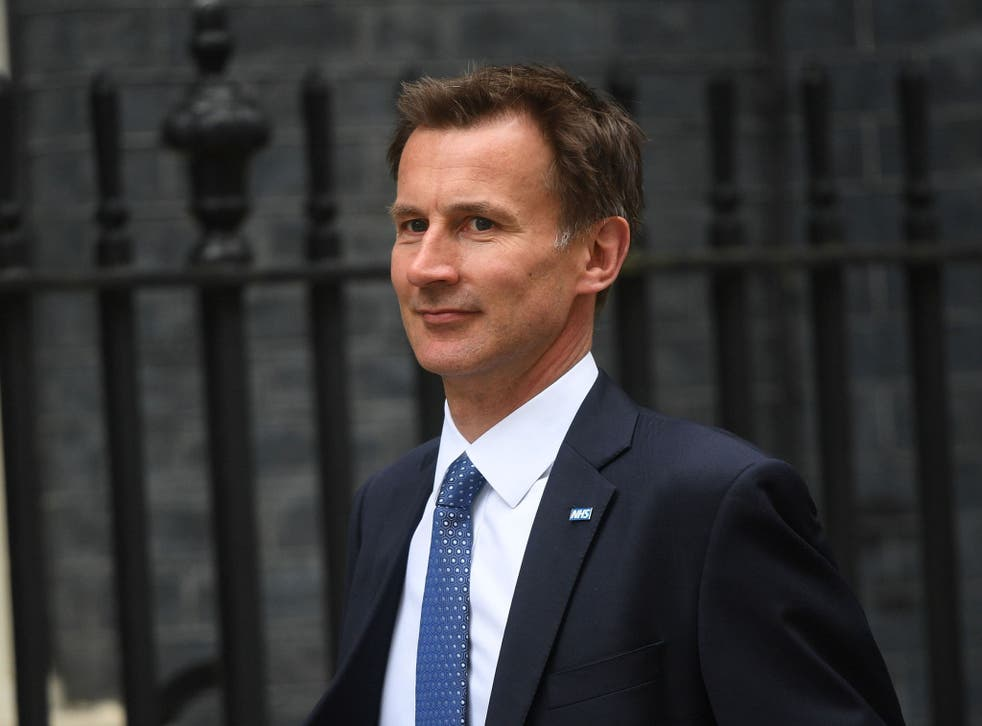 The Health Secretary was told of the error in March 2016