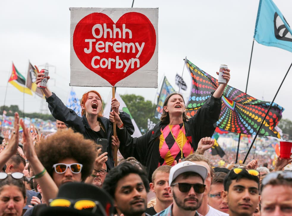 Jeremy Corbyn has produced policies that have appealed to many who were disengaged from mainstream politics