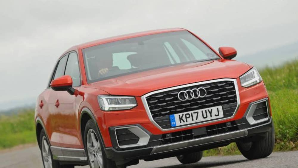 Audi Q2 1 0 TFSI: reviewed | The Independent