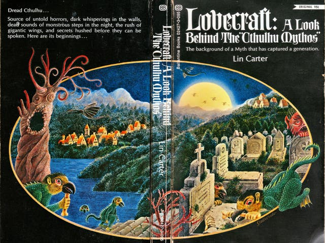 Something wicked this way comes: Lovecraft's influence continues to be enormous, despite his problematic views