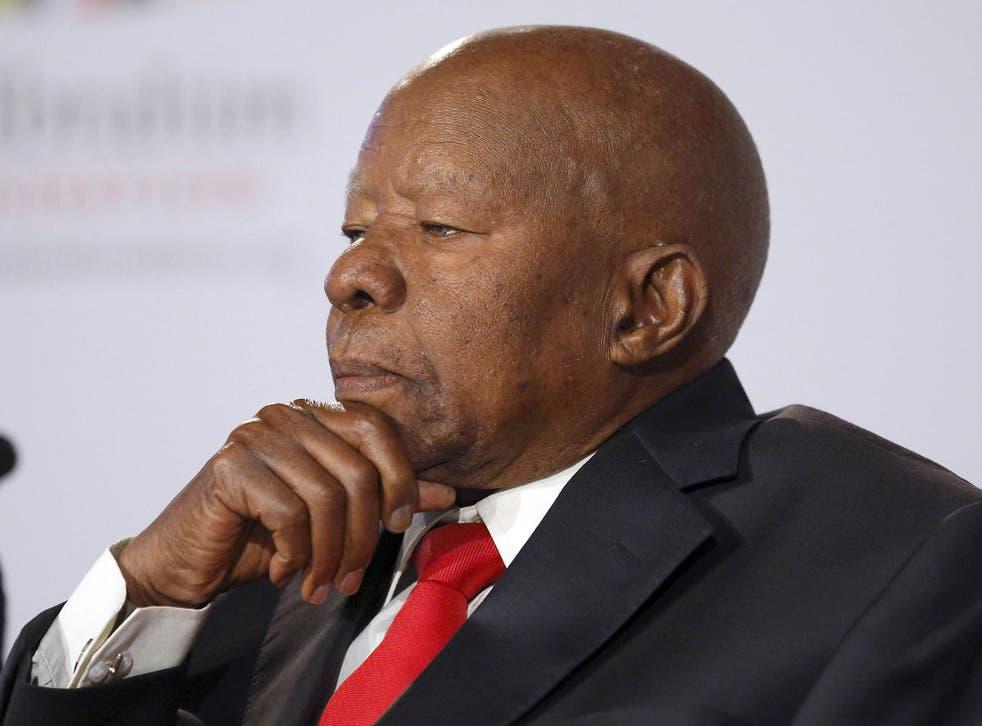 Masire described himself as 'a farmer who has been drawn into politics'