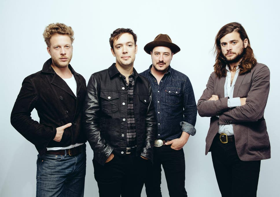 Mumford & Sons on Latitude, U2, and the return of the banjo