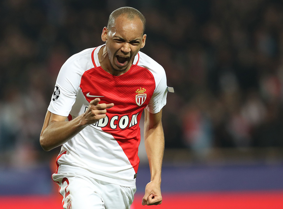 Fabinho has also played at right-back for Ligue 1 champions Monaco