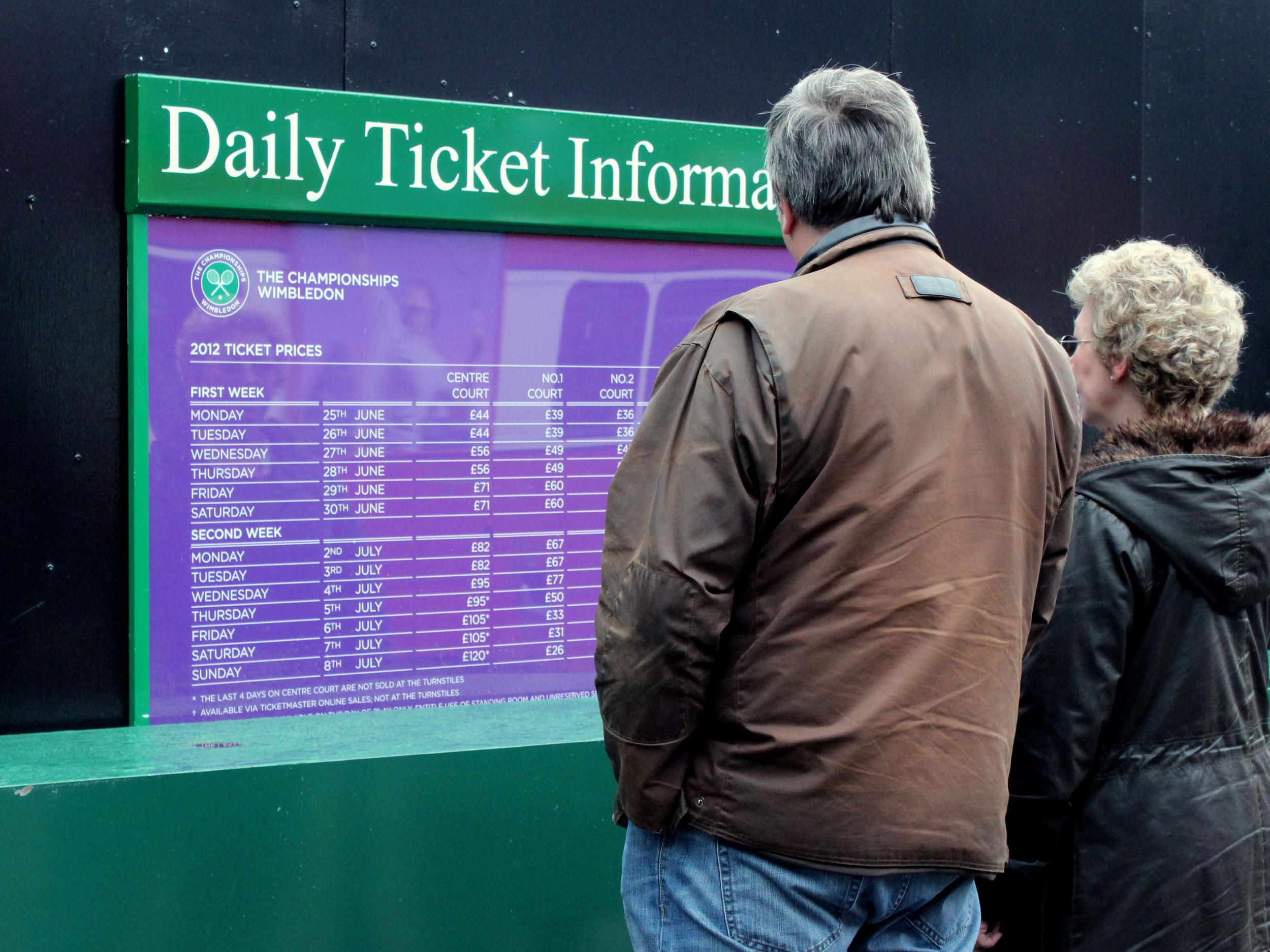 Wimbledon 2018 tickets: When do they go on sale, where to