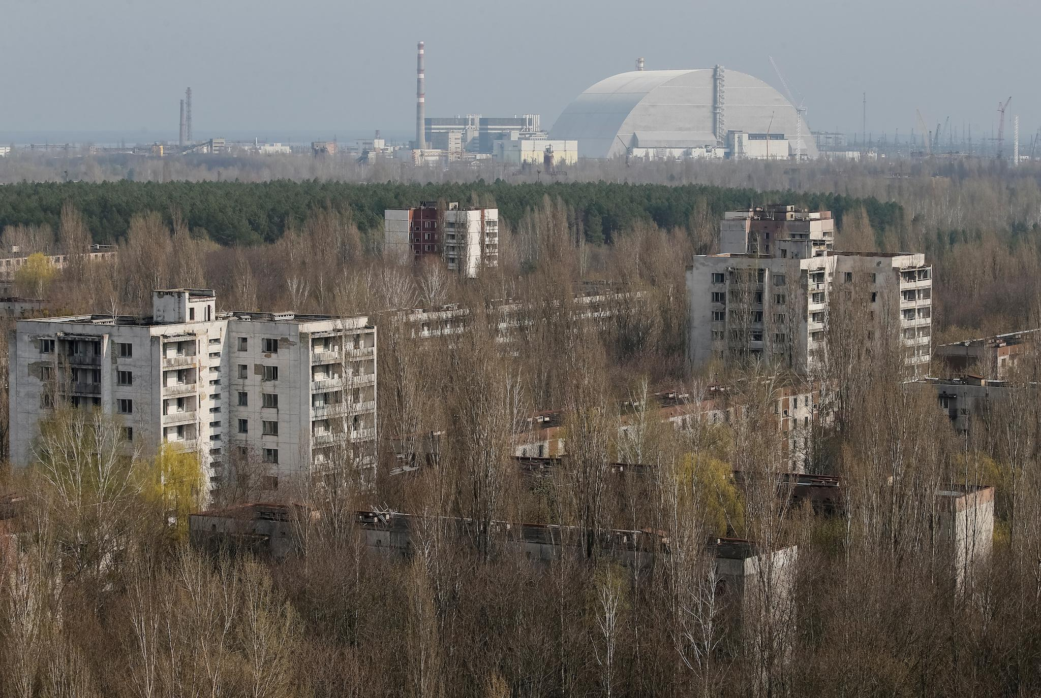 'Petya' Cyber Attack: Chernobyl's Radiation Monitoring System Hit by Worldwide Hack