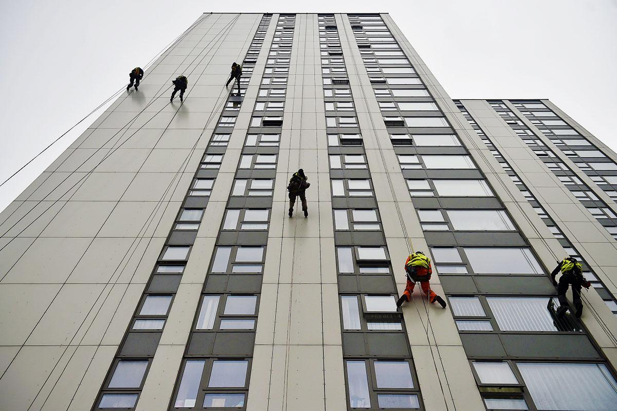 Director Of Grenfell Tower Insulation Provider Is