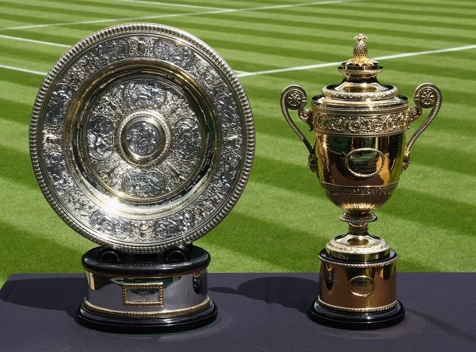 Wimbledon is just around the corner