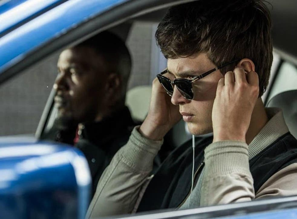Ansel Elgort as Baby in Edgar Wright's 'Baby Driver'