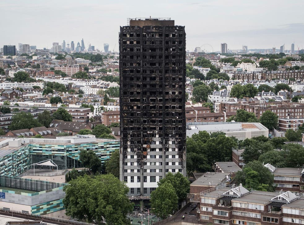 More flammable cladding panels were installed on Grenfell Tower in order to save £293,000
