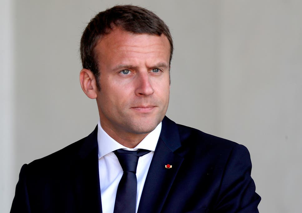 French president can help improve your sex life