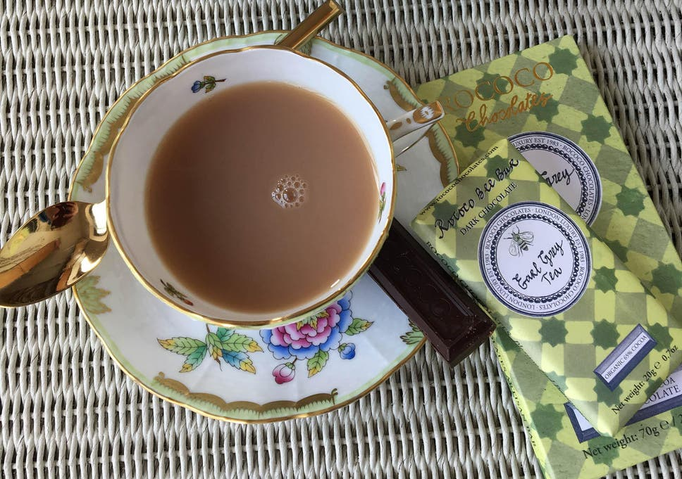 Taste test: The best earl grey chocolate | The Independent