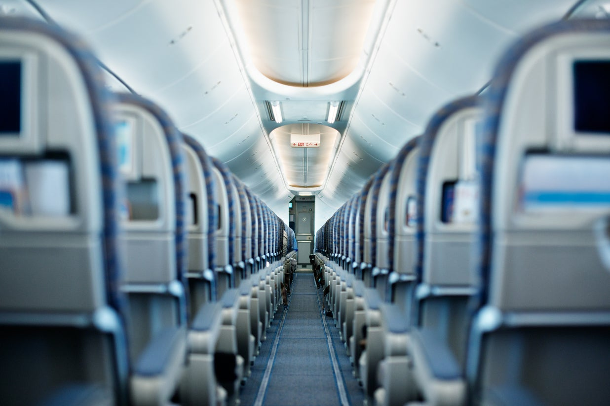 Airline passengers trying to switch seats will be told to stay put amid pandemic