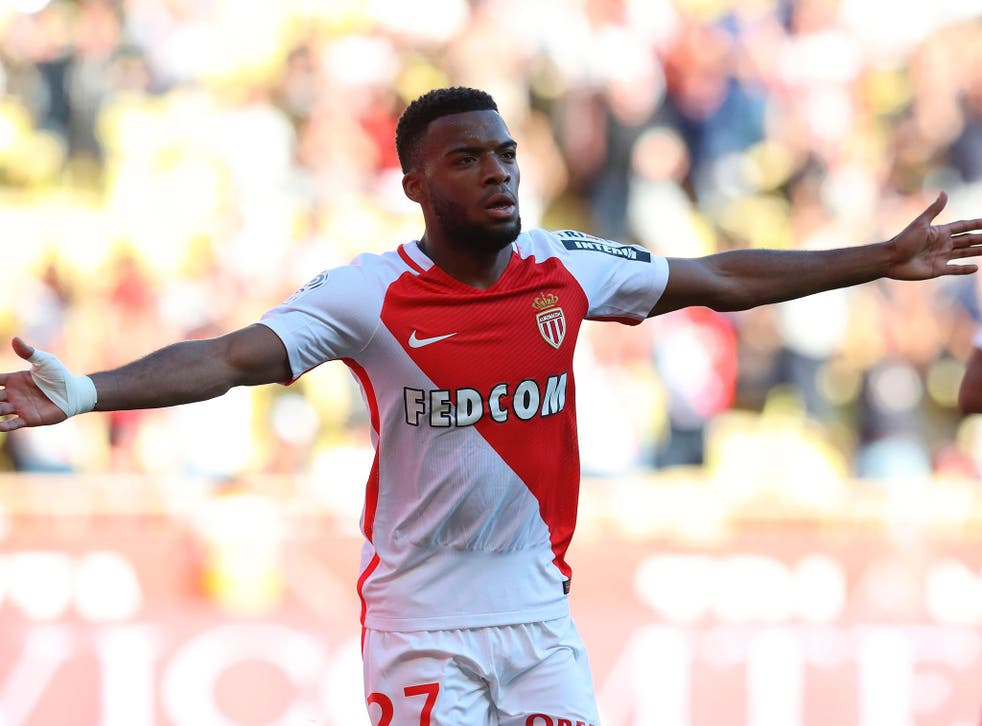Liverpool remain interested in Monaco winger Thomas Lemar