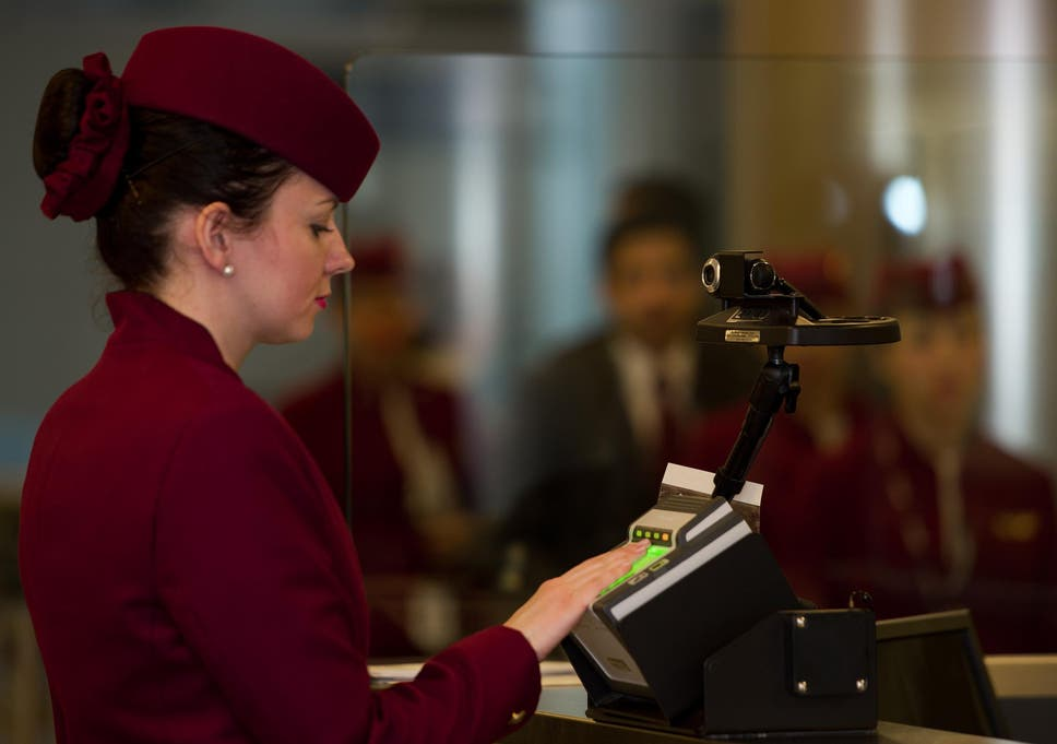 Airport Biometrics How New Customs Technology Is Going To Make