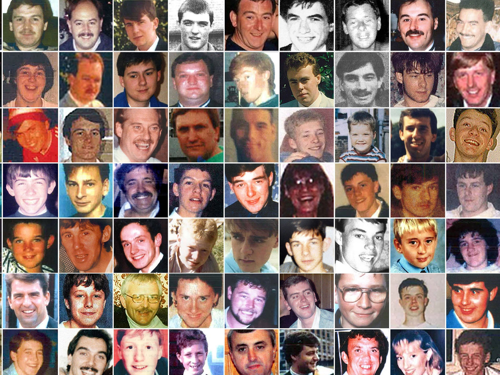 Hillsborough disaster: Five more former police officers could be charged over deaths of 96 Liverpool fans