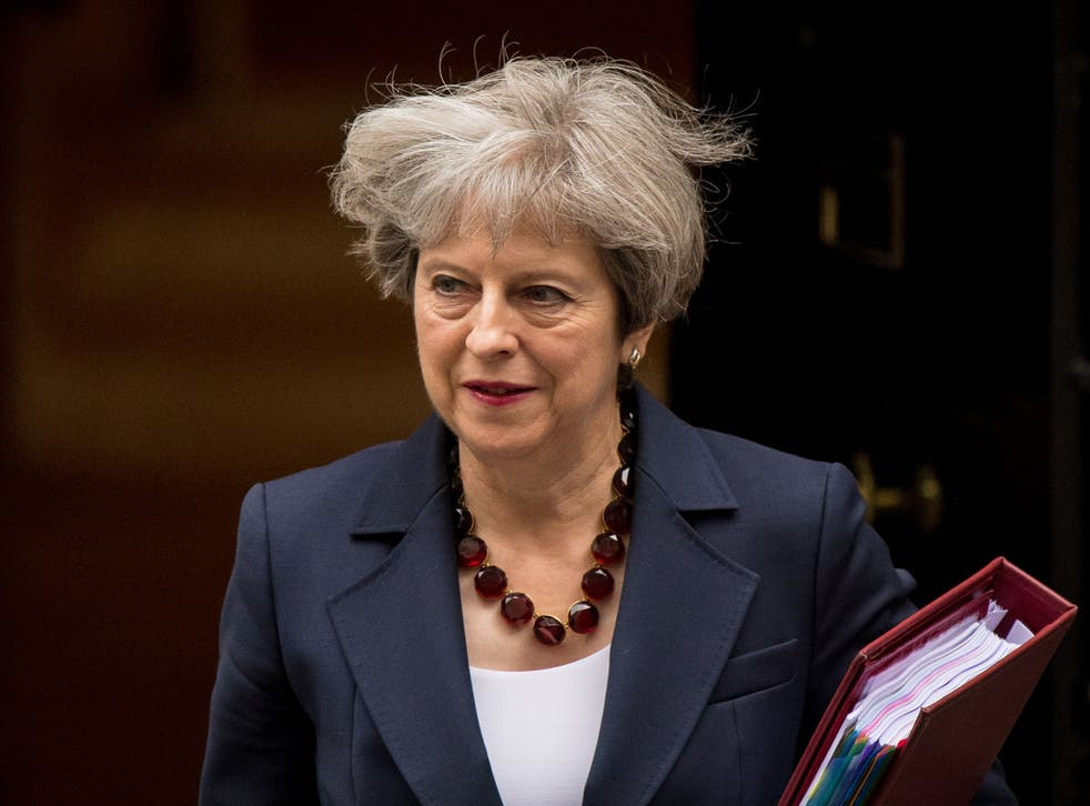 Theresa May has become a mere figurehead in this informal centrist coalition