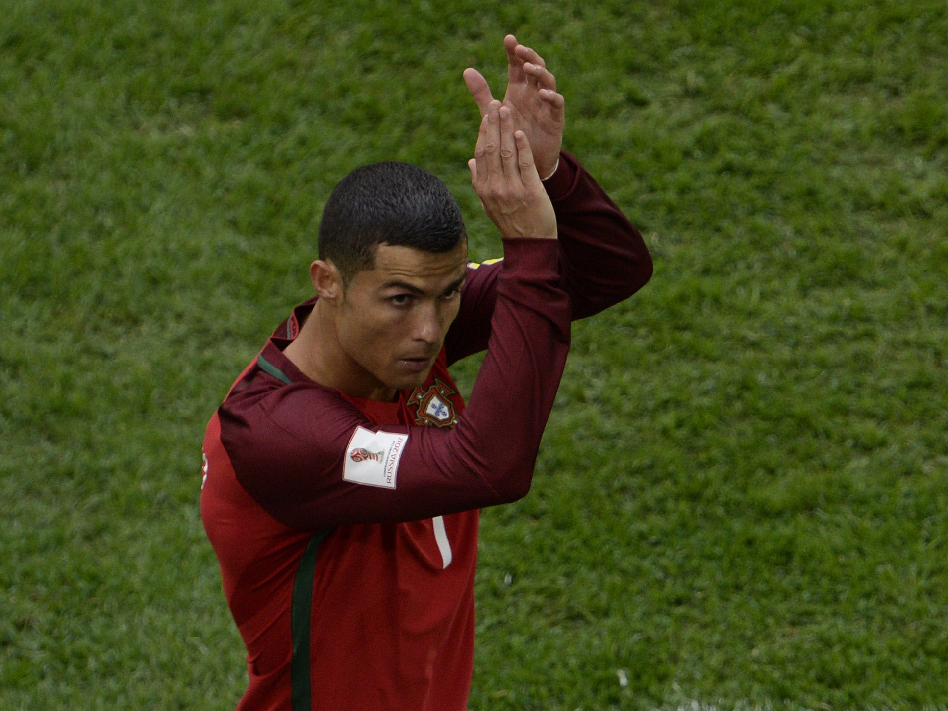 Cristiano Ronaldo confirms he's had twins and leaves Portugal squad to be with them