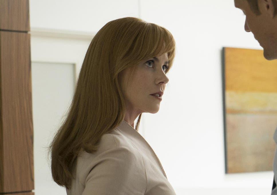 Nicole Kidman felt 'humiliated' after filming Big Little Lies violent sex  scenes. '