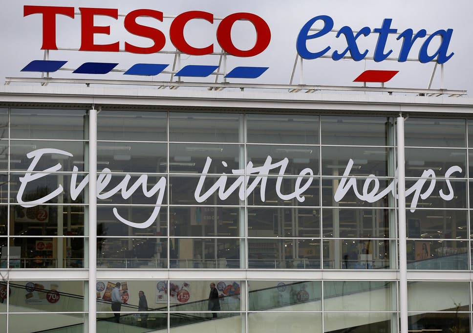 Tesco Faces Record 4bn Equal Pay Claim The Independent