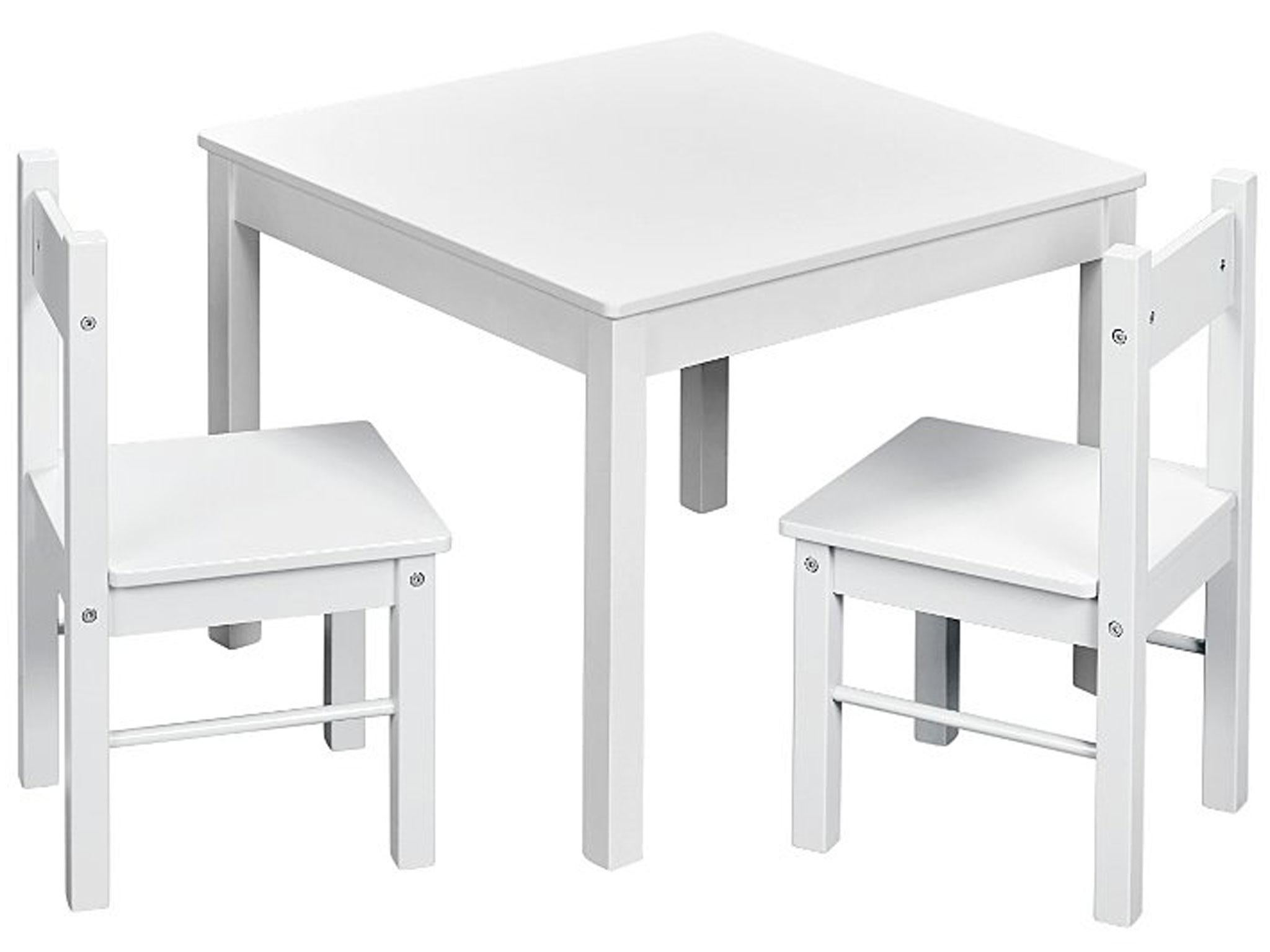 10 Best Kids Tables And Chairs The Independent