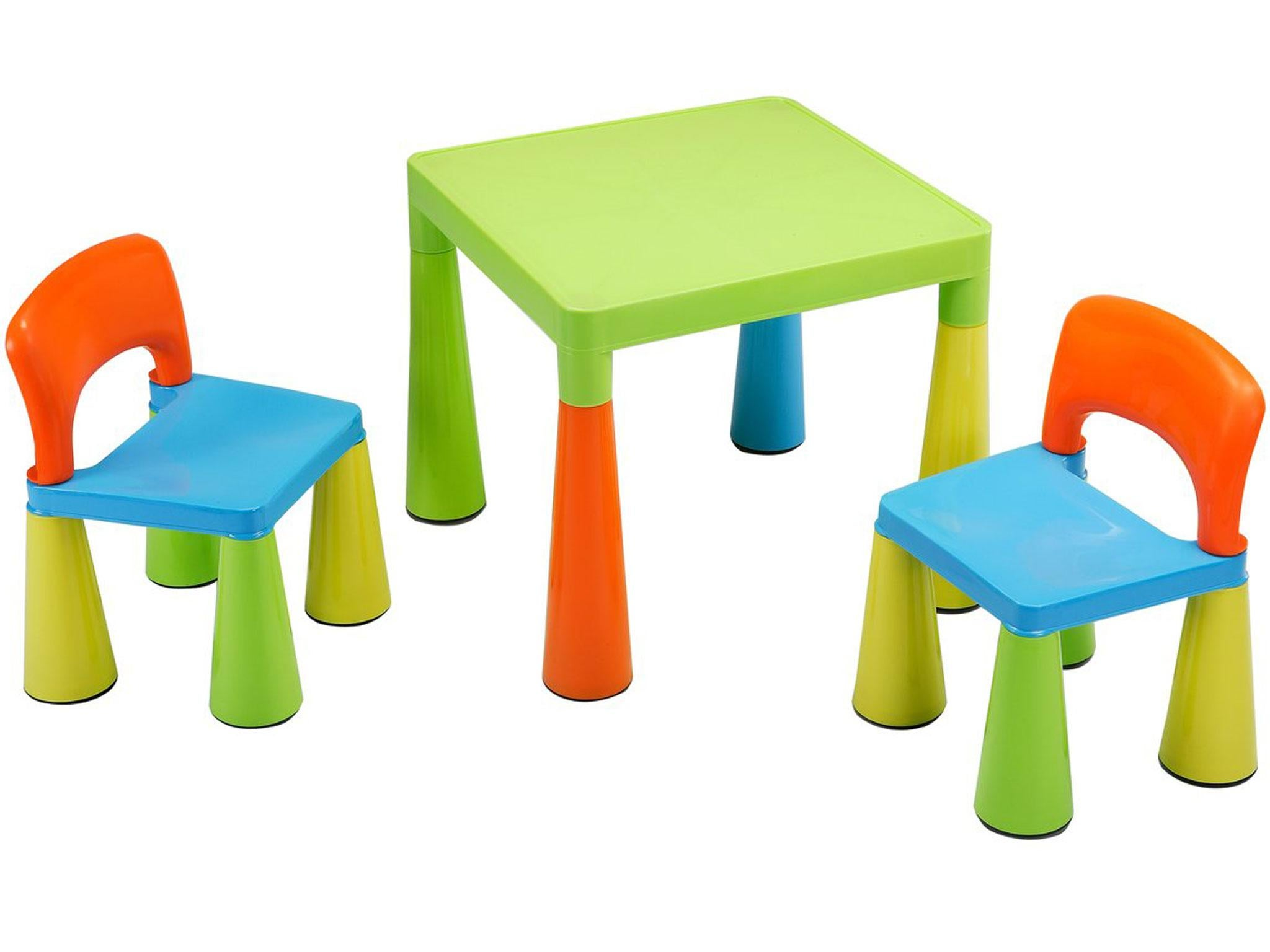Best Kids Tables And Chairs The Independent - Wayfair kids table and chairs