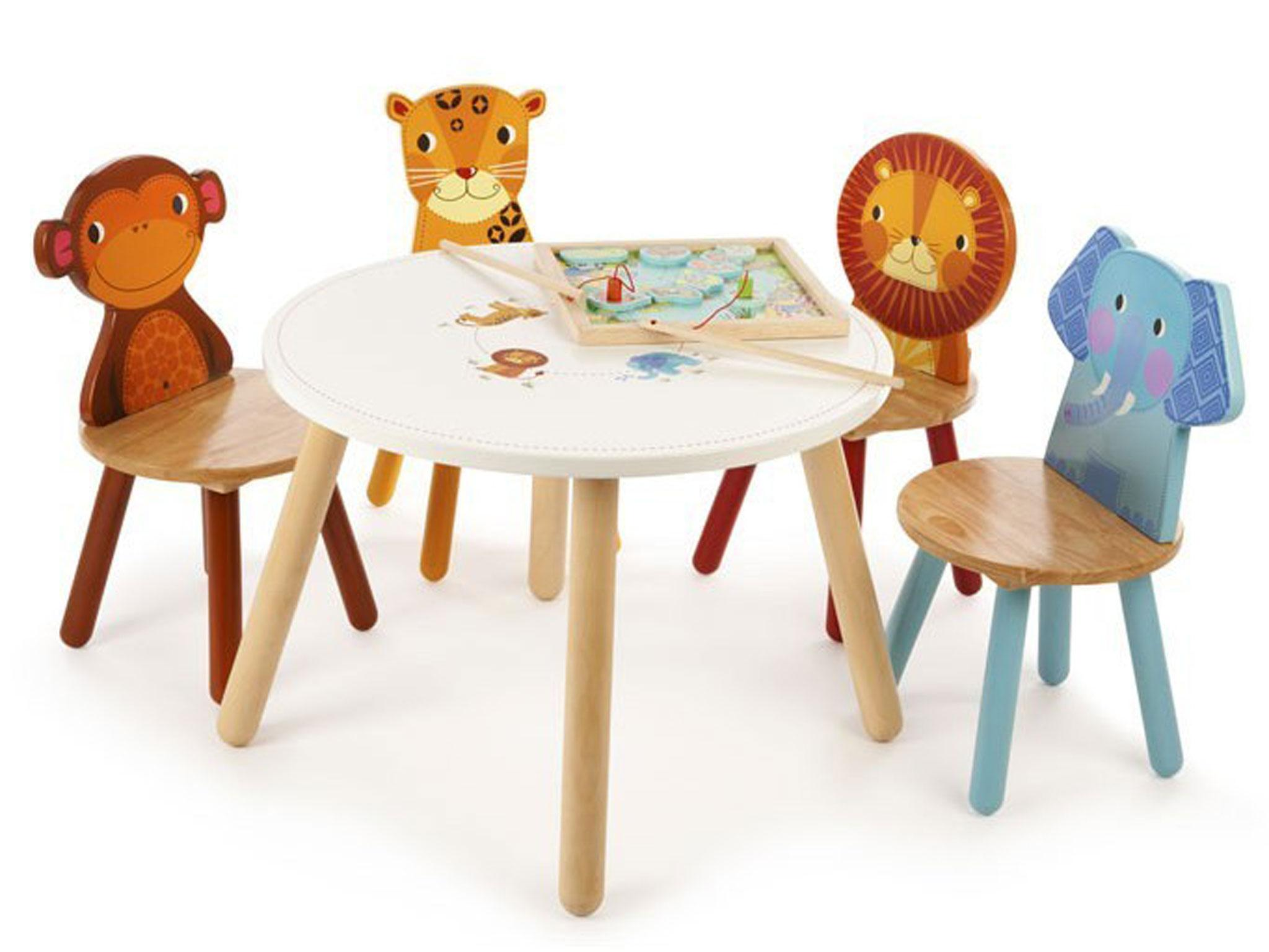 chairs multi childs for child kids and dining of set a design tables chair cartoon furniture color room s folding table plans showtime with childrens