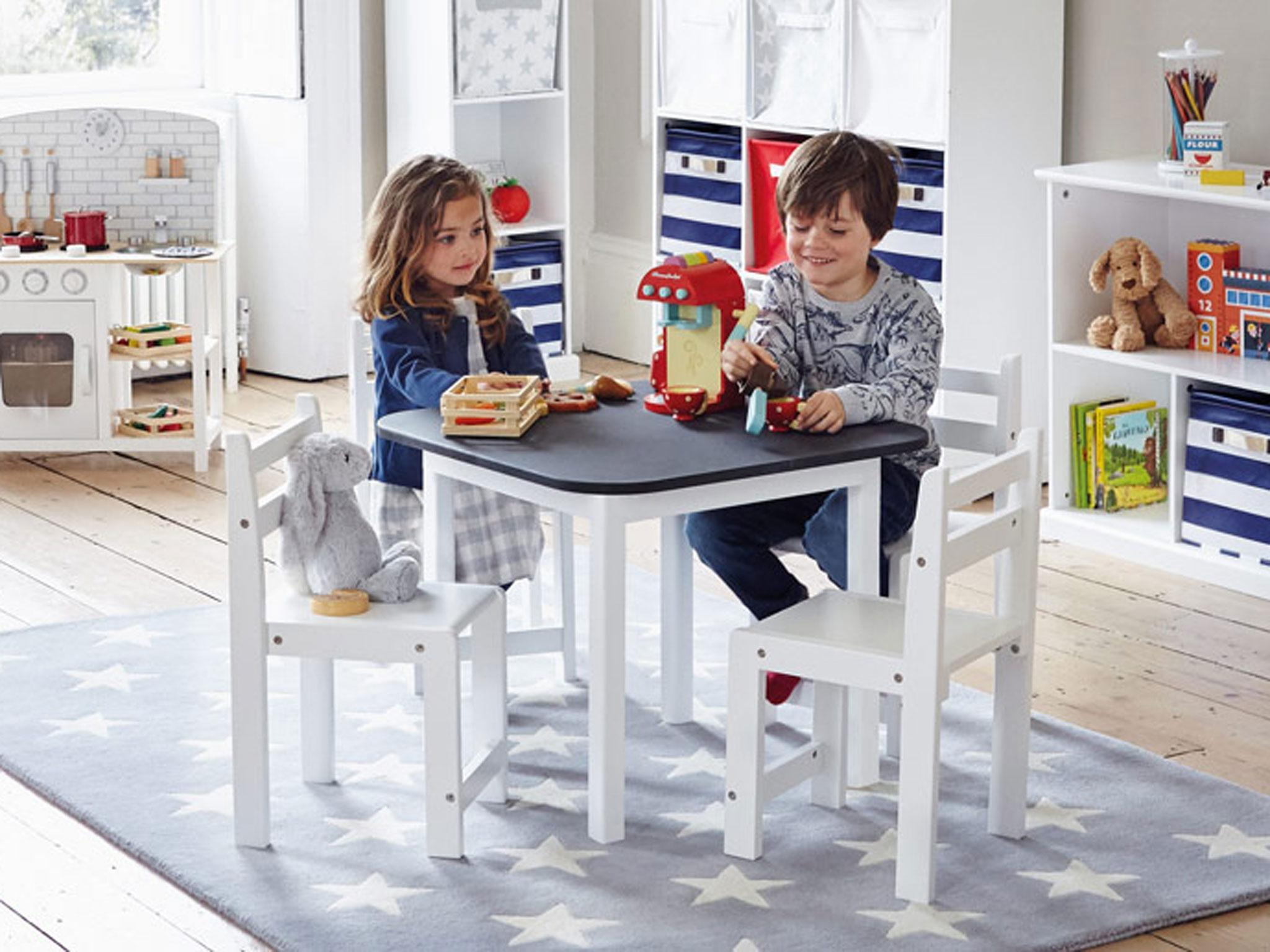 10 best kids tables and chairs