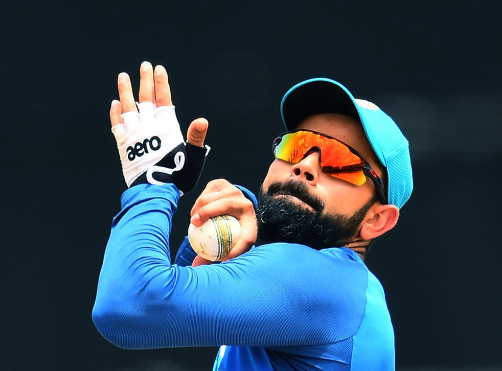 Kohli will get his first taste of county cricket