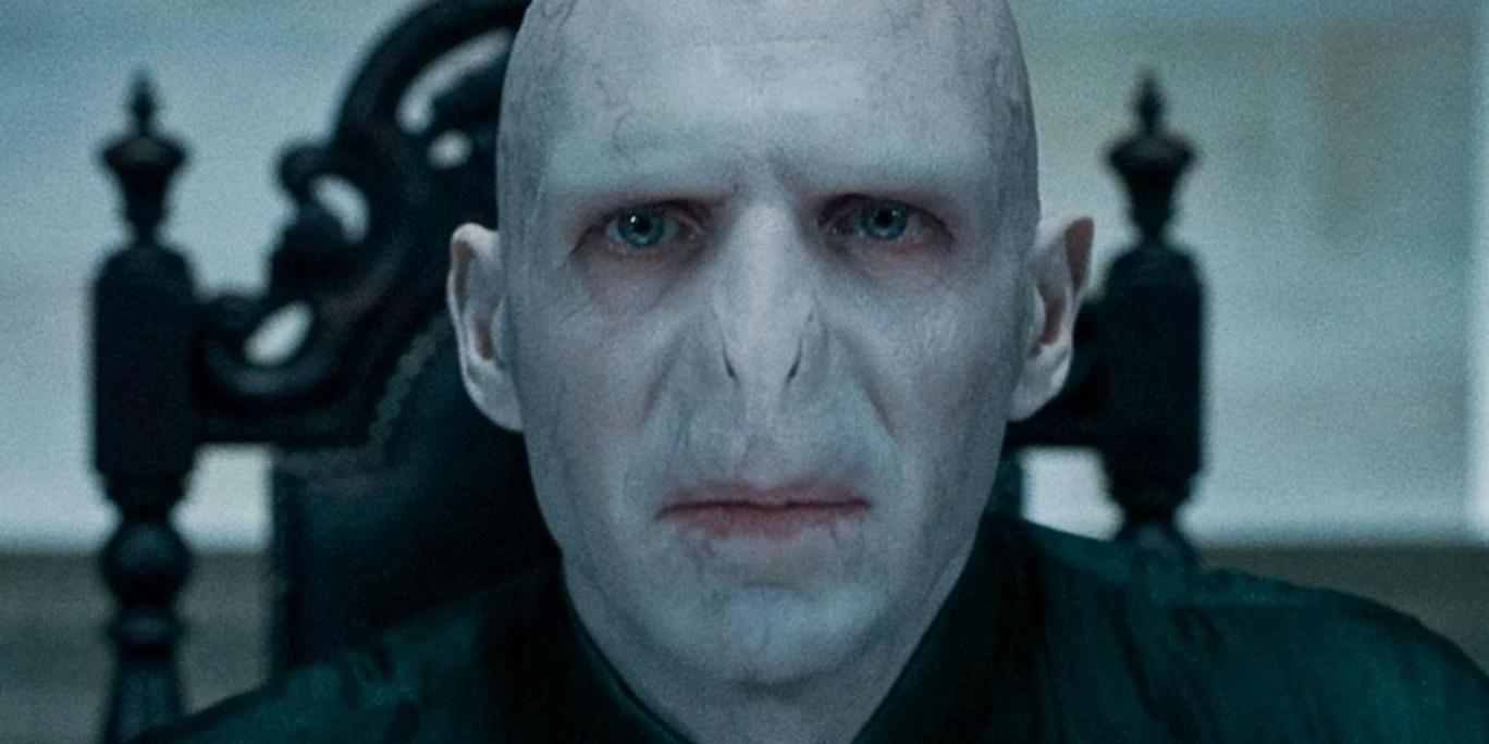Voldemort in Harry Potter