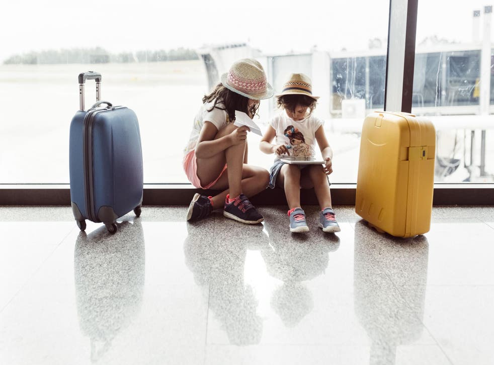 Know what to expect, and flying with kids doesn't have to be hellish says our expert