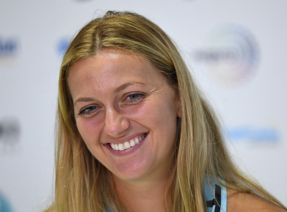 Kvitova heads to Wimbledon as the bookmakers' favourite