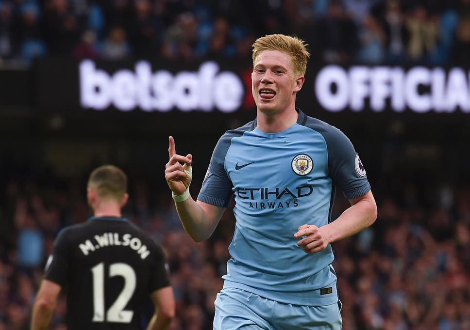 Kevin De Bruyne Is More Complete Than Both Paul Pogba And Eden