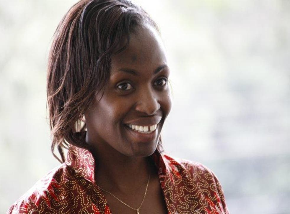 Terry Gobanga, from Nairobi in Kenya, recalled how on the morning of her wedding day she was abducted by a group of men who proceeded to brutally attack her for six hours