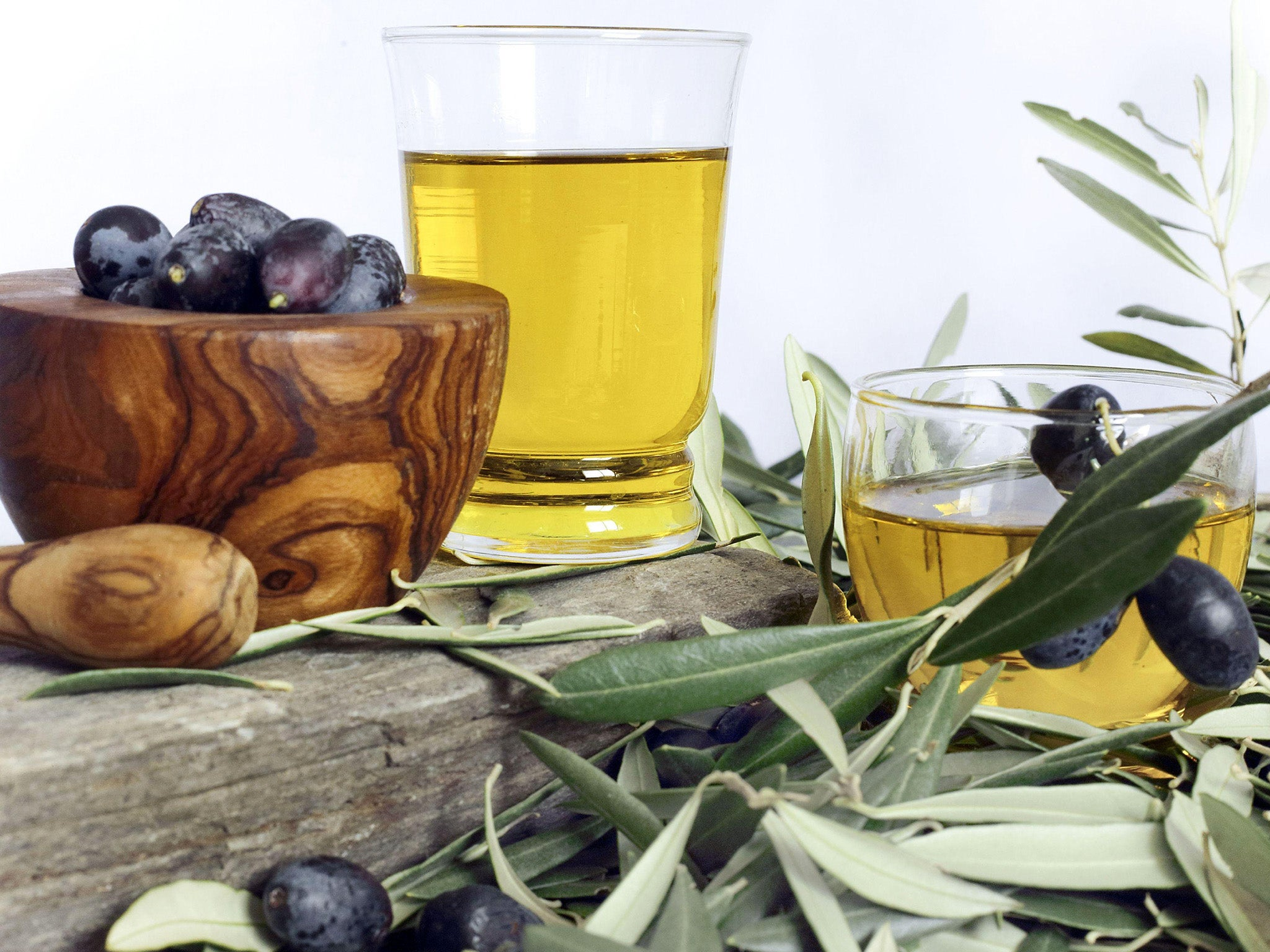 Olive oil 'better than Viagra' at slashing impotence | The